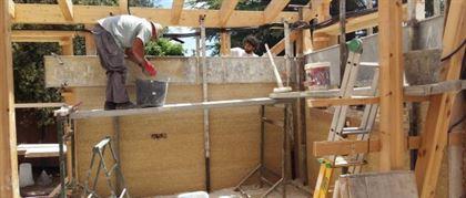 Imagen de cabecera del Curso de Construcción con Cáñamo 2